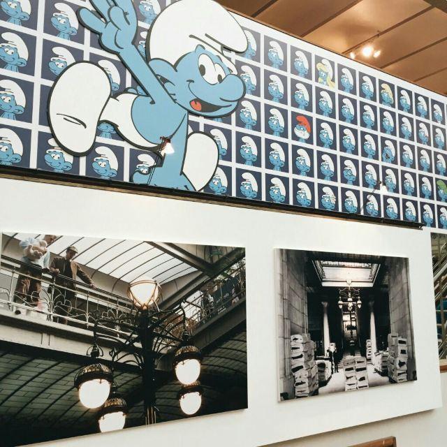 比利時漫畫藝術中心