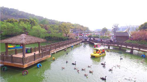 우시 동물원(태후환러위안) <무석동물원(타호환러원)>