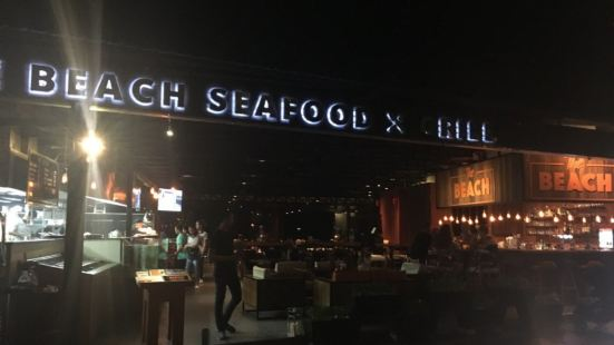 The Beach Seafood & Grill