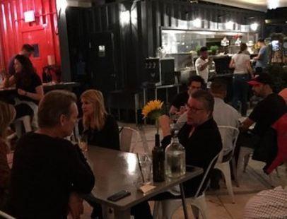 Charcoal Garden Bar + Grill