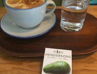 Hendersons Holyrood