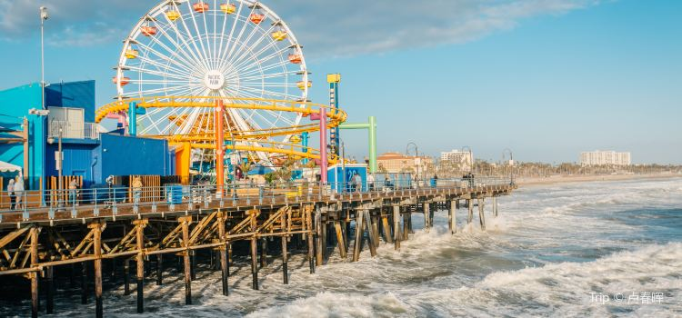 Santa Monica Pier1