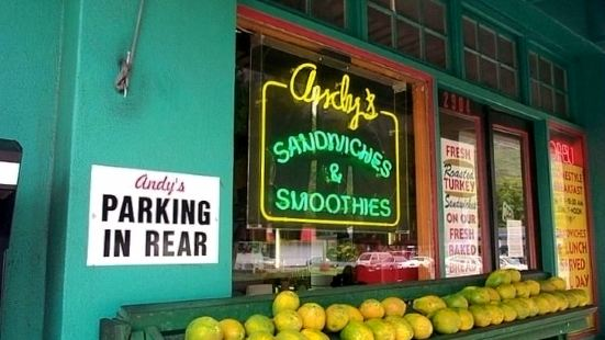 Andy's Sandwiches & Smoothies