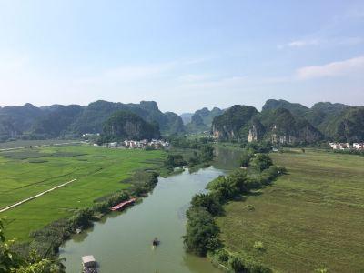 上林霞客古渡景區