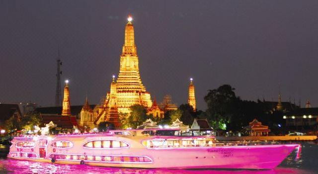 Chao Phraya Princess Cruise3