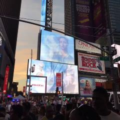 Times Square User Photo