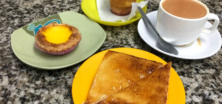 金馬輪咖啡餅店1