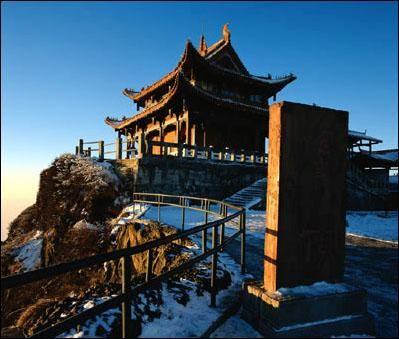 Golden Peak Temple