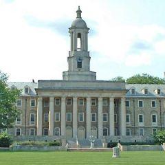 펜실베니아 대학교 여행 사진
