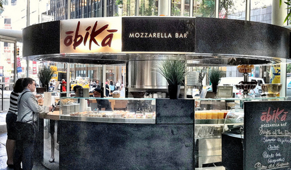 Obica Mozzarella Bar - Madison Avenue2