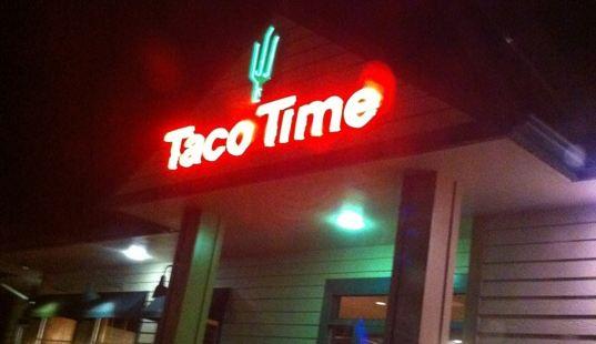 Taco Time Elliott