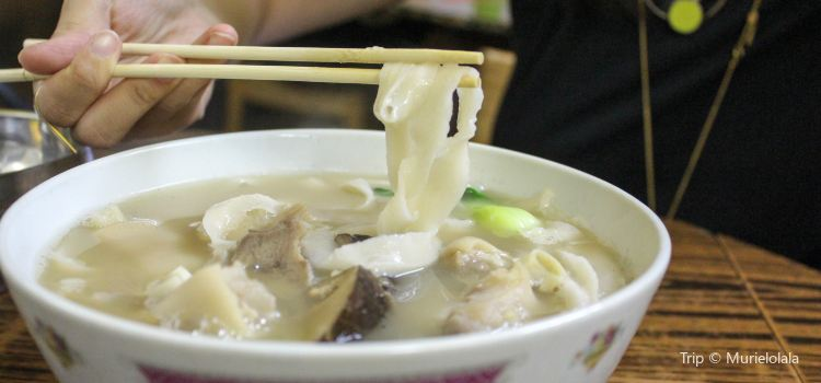Lam Zhou Handmade Noodle3