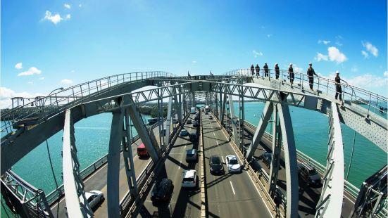 Auckland Harbour Bridge Climbing Experience