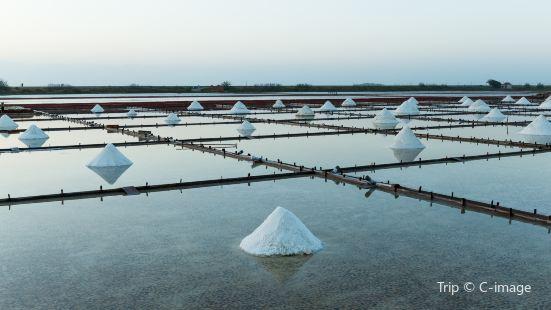 Jingzijiao Wapan Salt Fields
