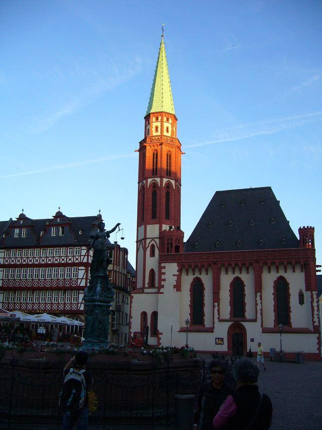 法蘭克福聖尼古拉教堂