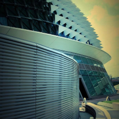 Ngee Ann Cultural Centre User Photo