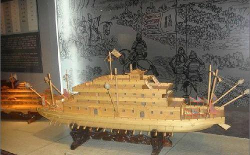江南船文化博物館
