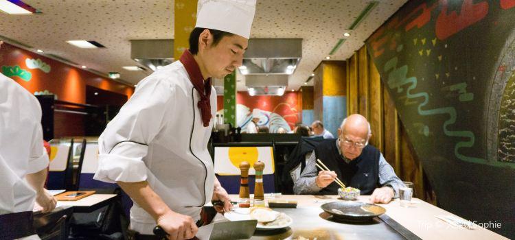 歌舞伎日料餐廳