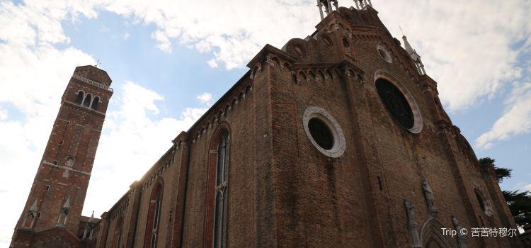 산타 마리아 글로리오사 데이 프라리 성당