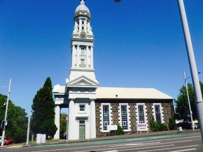 第一個聖安德魯的長老會教堂