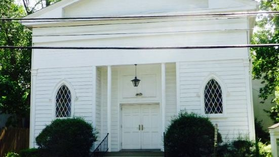 witherspoon presbyterian church