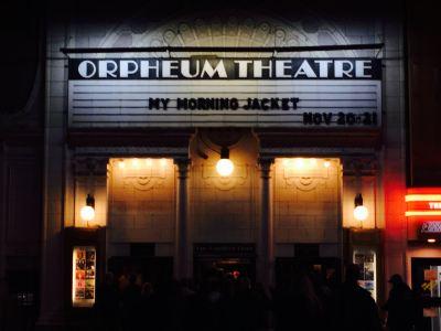 三藩市歐菲姆大劇院