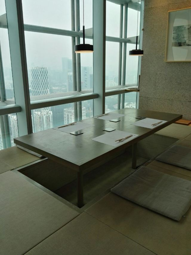 TENG (Shenzhen Marriott Hotel Nanshan)
