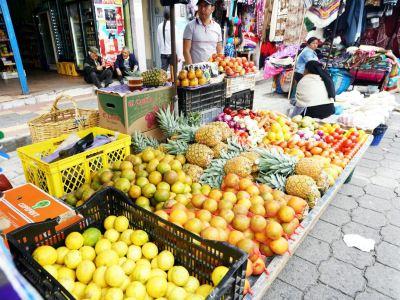 Otavalo Town Markets