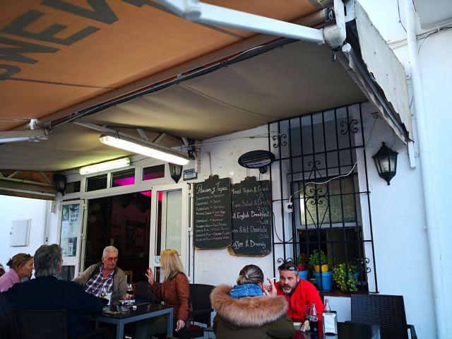 Tapas Bar Carmen