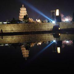 Big Wild Goose Pagoda North Square Music Fountain User Photo