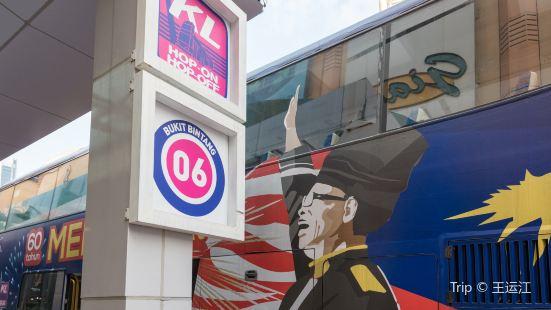 吉隆玻雙層觀光巴士