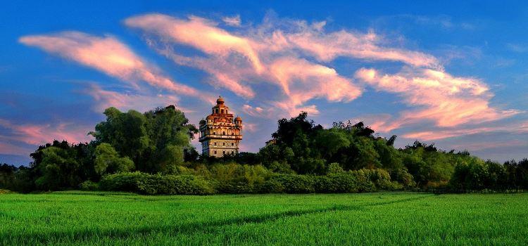 Jinjiangli Towers Group3