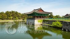 东宫和月池