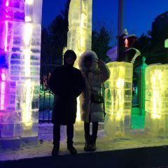 Ice Lantern Garden Party User Photo