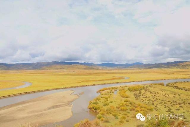 金秋阿壩大環線——九寨溝、黃龍、若爾蓋、九曲黃河第一灣、米亞羅