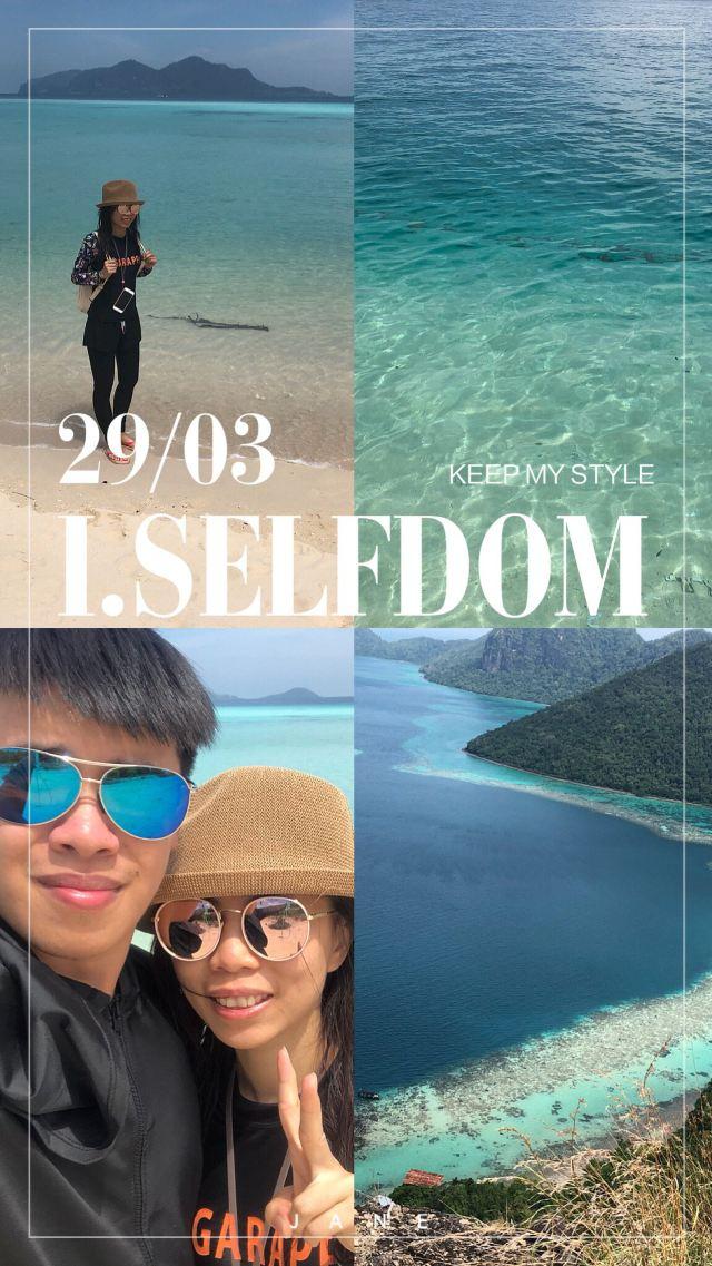 夢幻玻璃海-仙本那之旅