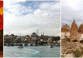 星月十日 土耳其的夢幻環遊