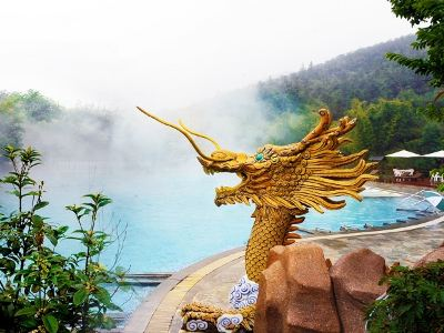河源和平熱龍溫泉