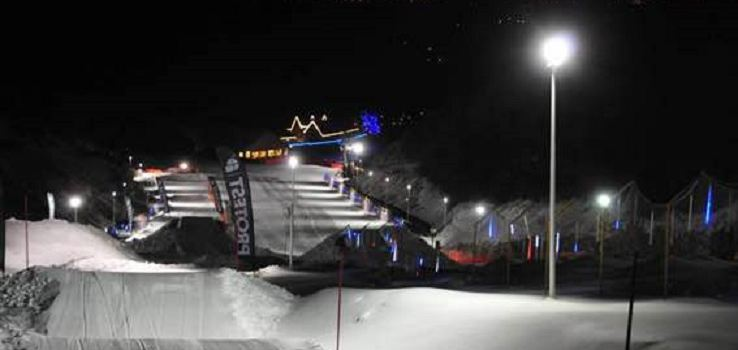 Jingzhihu Ski Resort