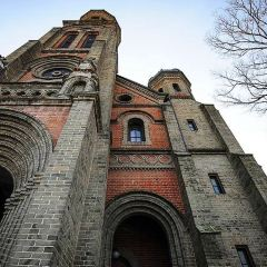 천주교 전동 성당 여행 사진