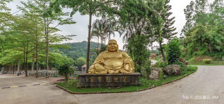 Qinglongzhai Mountain Villa3
