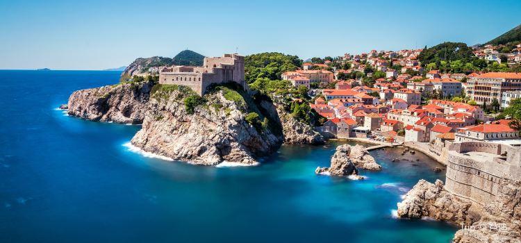 Dubrovnik City Walls1