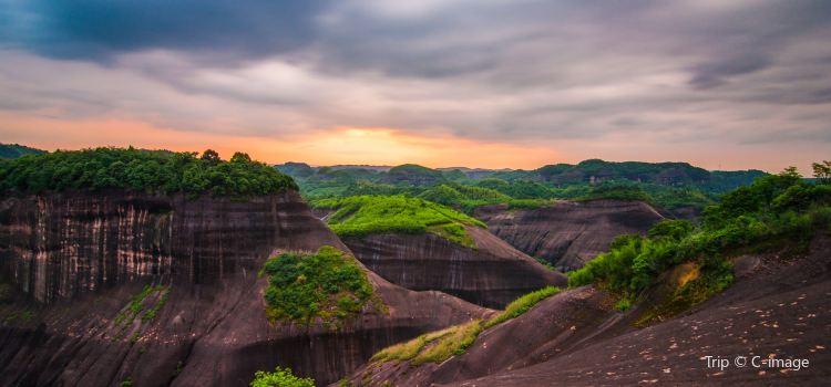 Gaoyiling Scenic Area3