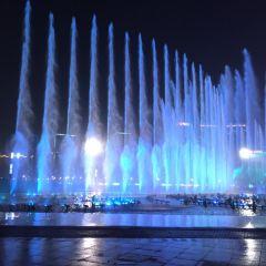 둥강음악분수광장 여행 사진