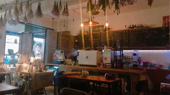 鮮花咖啡店
