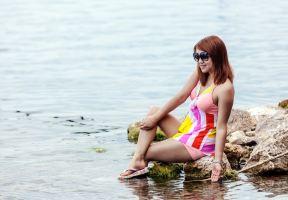 7yue避暑哪裡去,撫仙湖休閒玩水清涼一夏