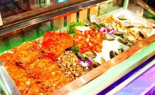 Center Coast Seafood Processing Restaurant (First Line Sea View Shop)