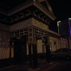 뤼순기차역 여행 사진