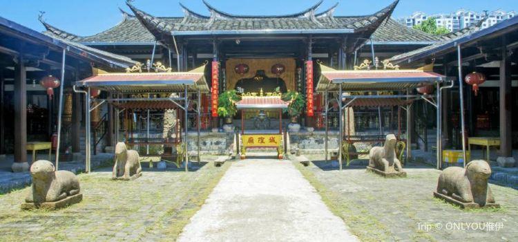 Shaxian City Temple1