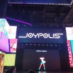 칭다오 JOYPOLIS 세가 시티파크 여행 사진